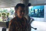 Mantan Komisioner KPK Chandra Hamzah datangi Kementerian BUMN