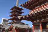 Berwisata ke Kuil Sensoji Asakusa salah satu kuil tertua di Tokyo