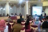 Persiapan pelaksanaan peringatan Hari Nusantara Nasional 2019 di Pariaman capai 50 persen