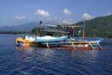 KKP menangkap satu kapal ikan ilegal asal Filipina