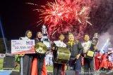 Marching Band Semen Padang borong penghargaan di IMAC 2019 Riau