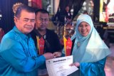 Padang wins the 2nd Best Stand at West Sumatra Expo 2019