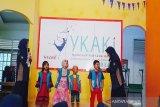 VIDEO - BEM FKP Unri hibur anak penderita kanker di Pekanbaru