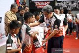 10 siswa Tangerang raih beasiswa bulutangkis sinar mas land