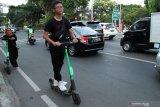 Skuter listrik sewaan tak boleh lagi lalui jalan raya
