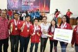 SMP I Manado raih medali tiga dalam kejurnas bridge pelajar