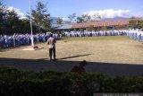 Pelajar Jayawijaya ujian akhir lebih awal