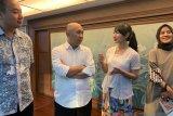 Menteri Teten sarankan petani teh berkoperasi kembangkan