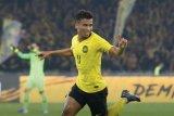 Timnas Indonesia takluk 0-2 di kandang Malaysia