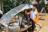 Pembuat helikopter amatir asal Sukabumi ingin lanjutkan pembuatan pesawat