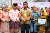 Bintan terima penghargaan Kabupaten Sehat Swasti Saba Wistara