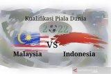 Garuda tertinggal 0-1 di babak pertama