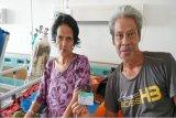 Dengan JKN-KIS, warga ini dampingi istrinya berobat Kista tanpa biaya