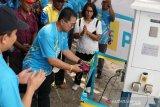 PLN sediakan stasiun listrik umum di Pasar C'beery Jayapura