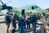 Pesawat CN-235-220 Indonesia terbangi langit Himalaya