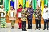 Pemprov Sulsel terima Penghargaan Provinsi Sehat Kemenkes dan Kemendagri