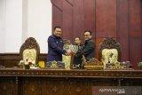 DPRD Gianyar setuju penyertaan modal di perusahaan air minum Sanjiwani