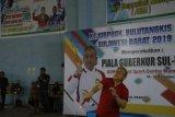 564 pebulutangkis bertarung di Kejurprov Sulbar 2019