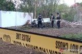 Intel Kajari Parepare: lokasi ledakan bekas penimbunan detonator
