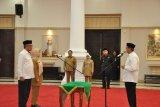 Gubernur Wahidin tekankan kejujuran, amanah dan tidak korupsi