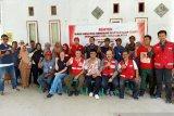 PMI Sigi bentuk relawan Sibat di lokasi terdampak bencana