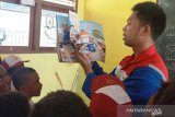 Pertamina gelar mengajar sehari di SD Siboi-boi Kampung Hobong