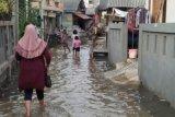 Sejumlah kebakaran dan banjir rob landa sebagian DKI Jakarta