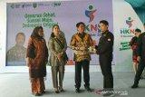 ACT Sumsel raih penghargaan lembaga sosial  peduli kesehatan