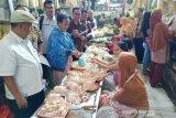 Harga ayam di Soloraya mulai turun setelah terjadi kenaikan