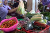 Harga cabai di Pasar Manis Purwokerto berangsur turun