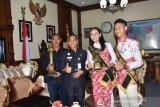 Bupati Batang ajak duta wisata Sri Rejeki promosikan pariwisata lewat medsos