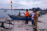 Asyik mancing, kapal nelayan di Agam dihantam gelombang dan empat nelayan tenggelam
