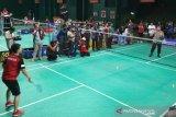 Kapolda Jateng vs Liliyana Natsir ramaikan audisi bulu tangkis di Kudus