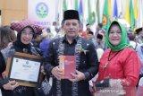 Kota Solok raih Swasti Saba Wistara penghargaan kota sehat untuk ketiga kalinya