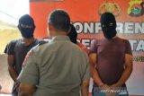 Sempat lempar sabu ke jendela, tiga pemuda di Mataram diamankan polisi