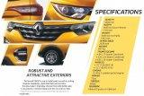 Ini spesifikasi dari Renault Triber
