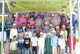 Polda Sulawesi Utara adakan pengobatan gratis  di Pulau Lembeh