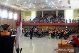 UMMY Solok wisuda 97 mahasiswa terdidik dan profesional hadapi dunia industri 4.0