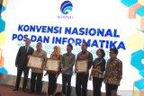 Konvensi Nasional Pos dan Informatika  dukung ekonomi digital