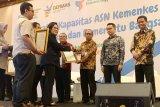 Dinkes Kaltara Borong Penghargaan IKPA 2019