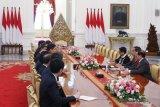 Presiden Jokowi bahas kerja sama investasi bersama parlemen Singapura