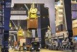 Wamen: Review rencana holding Pelindo reduksi biaya logistik
