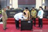 DPRD setujui Ranperda APBD Kota Solok 2020 jadi Perda