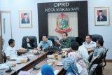 Plt Sekwan DPRD Sulsel kunjungi DPRD Makassar