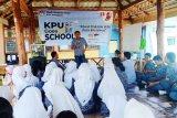 KPU Makassar sosialisasikan Pilkada 2020 kepada siswa/siswi SMA