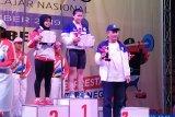 Kontingen  Sulteng raih tiga medali emas  Popnas 2019