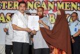 Istri narapidana terorisme Umar Patek resmi jadi WNI, ini pertimbangannya