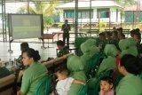 Kumdam Cenderawasih gelar penyuluhan hukum di Zipur 10/KYD