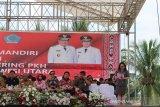 Keluarga penerima manfaat PKH Sulut berkurang 5.856