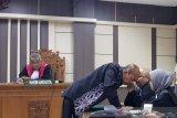 Mantan Bupati Sragen Agus Rahman divonis 1 tahun penjara
